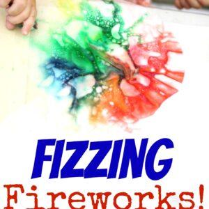 Fizzing Fireworks #readforgood