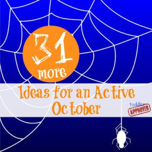 31 {More} Ideas for an Active October