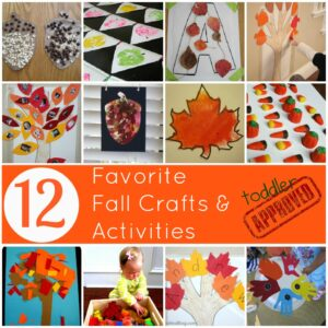 12 Favorite Fall Crafts and Activities