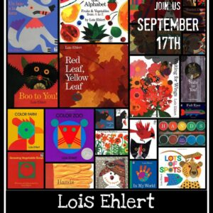 September Virtual Book Club- Lois Ehlert