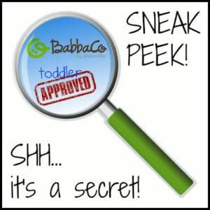 A Sneak Peek! October BabbaBox