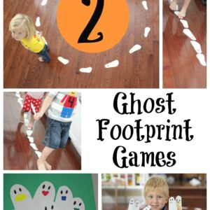 2 Ghost Footprint Games