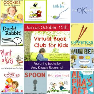 October Virtual Book Club- Amy Krouse Rosenthal