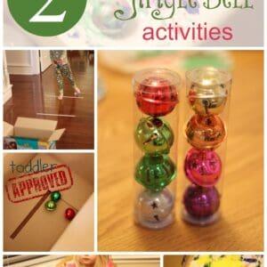 2 Simple Jingle Bell Activities