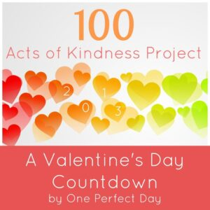 A Valentine's Day Countdown {One Perfect Day}