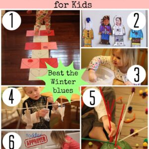 Simple Indoor Activities for Kids