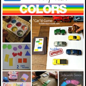 6 Ways to Learn & Play With Colors