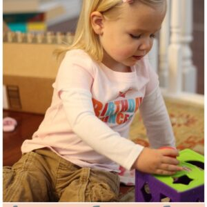 Favorite Toddler Toys for Semi-Independent Play