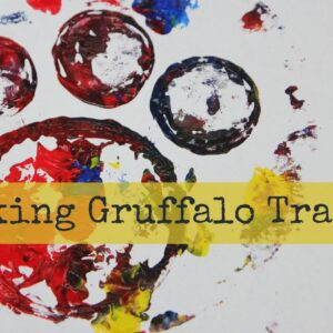 Gruffalo Tracks and Gruffalo Product Review