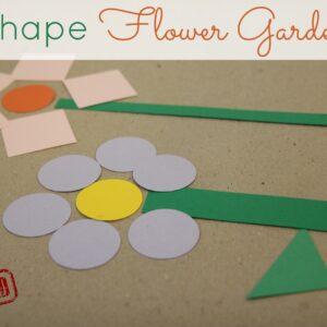 Shape Flower Garden