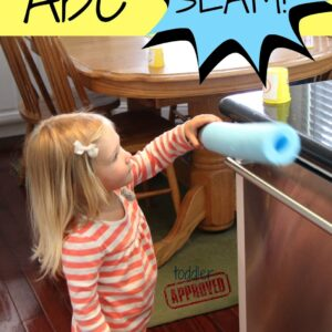 Toddler Alphabet Game: ABC Slam!