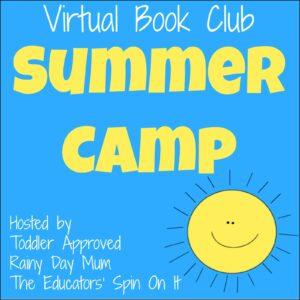Virtual Book Club Summer Camp