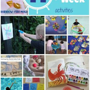 11 Book-Inspired Water Week Activities {and 2 Giveaways}