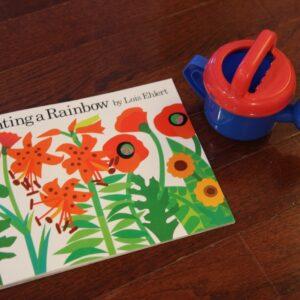 Planting a Rainbow Fruit & Veggie Garden