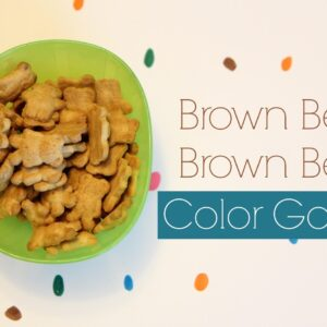 Brown Bear Brown Bear Color Game for Preschoolers