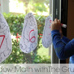 Window Math with The Gruffalo