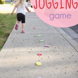 Alphabet Jogging Game for Kids