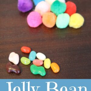 Jelly Bean Tasting {A Color Matching Activity}