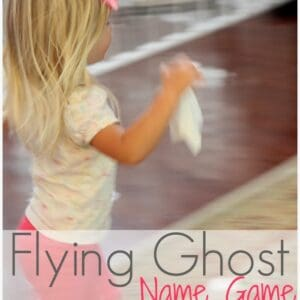 Flying Ghost Name Game