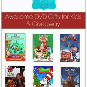 Christmas Tree Advent Puzzle & Awesome DVDs for Kids {Toddler Approved Holiday Gift Guide & Giveaway}