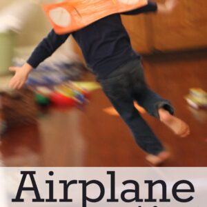 Airplane Craft & Treat for a Disney Planes Movie Night