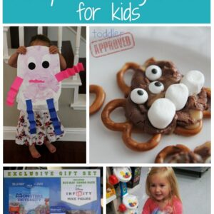 Monsters University Family Movie Night Fun for Kids! #ScareEdu