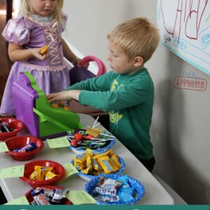 Candy Store Pretend Play {Learning Resources Review & Giveaway}