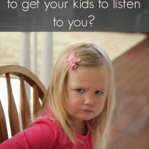Get Kids to Listen Without Nagging, Reminding or Yelling {Free Webinar}