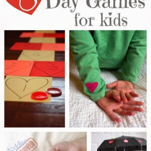 8 Valentine's Day Games for Kids