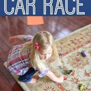 Color Matching Car Race for Kids