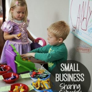 Small Business Sharing Saturday
