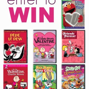 Valentine's Day DVD Giveaway with Warner Brothers!
