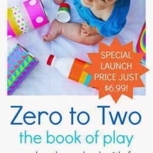 Announcing Zero to Two:: The Book Of Play