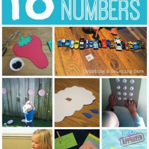 18 Ways to Play with Numbers