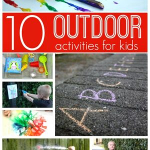 10 Awesome Outdoor Activities for Kids