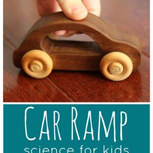Car Ramp Science with Kids {+ Little Adventure Toy Review & Giveaway}