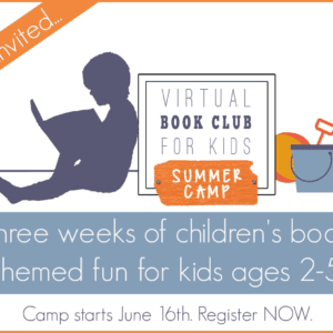 Announcing Virtual Book Club for Kids Summer Camp 2014!!