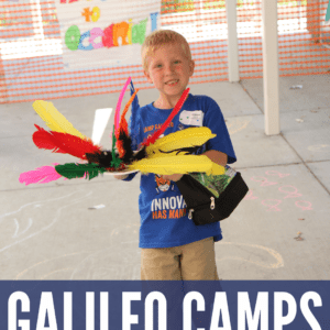 Galileo Camps Make Summer Fun for Kids and Parents