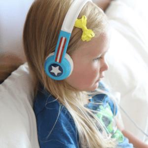 BuddyPhones: Cool Headphones for Kids {+ Giveaway}