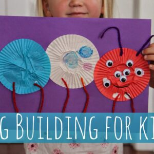 Bug Building Craft for Kids