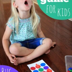 Color Game for Kids: Bug Bingo