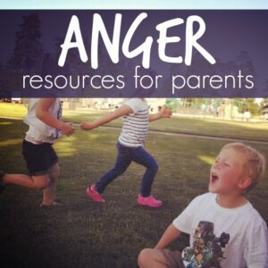 Anger Resources for Parents