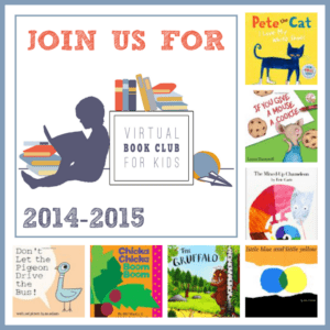 Join Us for Virtual Book Club for Kids 2014-2015!