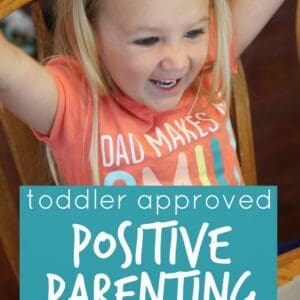 Come Join the Toddler Approved Positive Parenting Group