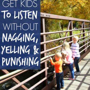 Saying Goodbye to Yelling, Nagging, and Reminding!