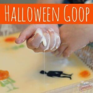 Halloween Goop for Kids!
