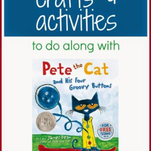 Crafts and Activities To Do Along with Pete the Cat!