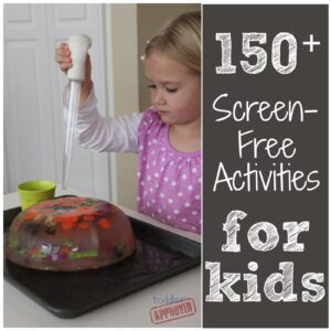 Awesome Screen-Free Activities for Kids!