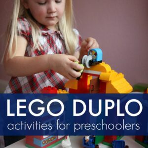 Awesome LEGO® DUPLO® Activities for Preschoolers