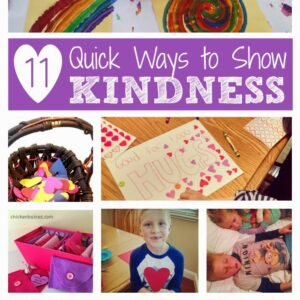 11 Quick Ways to Show Kindness